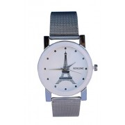VITREND WENLONG White designer watch for women