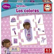 Juegos educativos Educa - Doctora Juguetes aprendo los colores (16086)