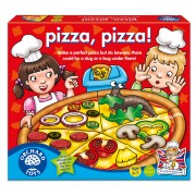 Joc educativ - Pizza, Pizza! - Orchard Toys (060)