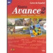 Nuevo Avance 2 Student Book + CD A2 by Concha Moreno Garcia