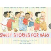Sweet Stories for Baby Gift Set by Susan Meyers