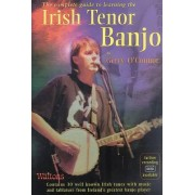 Complete Guide to Learning the Irish Tenor Banjo by Gerry O'Connor