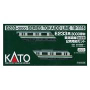 Kato Series E233-3000 Tokaido Line Late Production (Add-On 2-Car Set) (Kato P... (japan import)