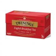 Twinings English Breakfast ceai negru 25 plicuri