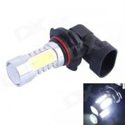 9006 11W 600lm blanc LED voiture Foglight / Phare w / 1 CREE 4 COB XP-E + (DC 12 ~ 24V)