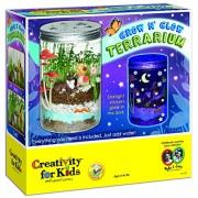 Creativity For Kids Grow 'n Glow Terrarium Model: 1137000 by Creativity for Kids by Creativity for Kids