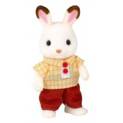 Father Of Sylvanian Families Doll Chocolate Chocolate Rabbit Family Rabbit (Japan Import)