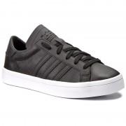 Pantofi adidas - CourtVantage BZ0442 Cblack/Cblack/Cblack