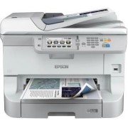 Multifunctional Epson WorkForce Pro WF-8510DWF, inkjet, Fax, A3+, 34 ppm A4, Duplex, ADF, Retea, Wireless