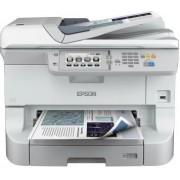 Multifunctional Epson WorkForce Pro WF-8510DWF, inkjet, Fax, A3+, 34 ppm A4, Duplex, ADF, Retea, Wireless + Jucarie Fidget Spinner OEM, plastic (Albastru)