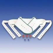 Cinturón Abdominal de Sujeción con Cierre Magnético
