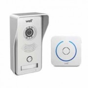 Videointerfon WiFi Well Smartbell cu sonerie