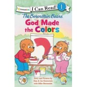 The Berenstain Bears, God Made the Colors by Jan Berenstain