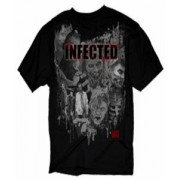 Tricou - The Walking Dead - Infected