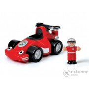 Wow - Robbie şi maşina de curse Jenson