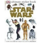 """Star Wars"" Classic Ultimate Sticker Book ."