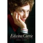 Edwina Currie Diaries: 1992-1997 v. 2 by Edwina Currie