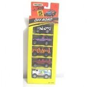 Matchbox '5 Pack OFF ROAD SET' 1994 Very Rare