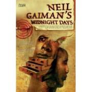 Neil Gaimans Midnight Days Dlx Ed HC by Neil Gaiman