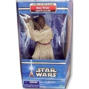 Attack Mace Windu in Star Wars Attack of the Clones Mace Windu 10 Figure / Star Wars: The Clone by Hasbro