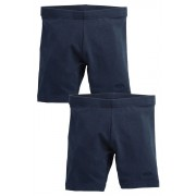 Kids Next Two Pack Cycle Shorts (3-16Yrs) - Navy Trousers