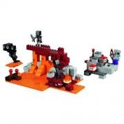 Lego Minecraft 21126 Otchłanie Wither - Gwarancja terminu lub 50 zł! BEZPŁATNY ODBIÓR: WROCŁAW!