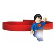 Lego: DC Super Heroes - Superman Headlamp with batteries
