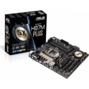 Placa de baza Asus H97M-PLUS Socket 1150