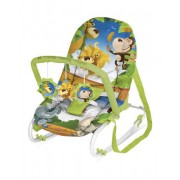 Ležaljka za bebe Top Relax XL Green Jungle BERTONI