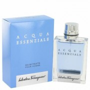 Acqua Essenziale For Men By Salvatore Ferragamo Eau De Toilette Spray 1.7 Oz
