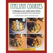 Italian Cookies and American Cookies Also Italian Cream to Fill Connoli Shells by Sam Faro
