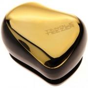 Tangle Teezer Compact Styler Hairbrush Kartáč na vlasy pro ženy Kompaktní kartáč na vlasy Odstín - Gold Fever