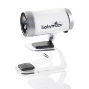 Babymoov A014409 0 Emission Baby Camera per IOS e Android, Bianco