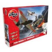 Kit Constructie Airfix Avion Pearl Harbor 75Th Anniversary Gift Set