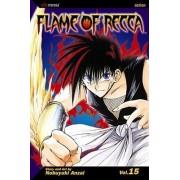 Flame of Recca: v. 15 by Nobuyuki Anzai