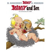 Asterix and Son by Albert Uderzo