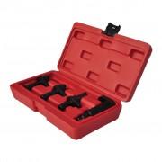 vidaXL Kit de ferramentas bloqueio motor a gasolina