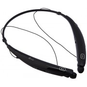 LG Electronics Tone Pro HBS-770 Stereo Bluetooth Headphones - Retail Packaging - Black