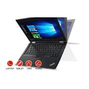 "Lenovo ThinkPad Yoga 460 Intel Core i5-6200U Processor (3MB Cache, up to 2.80GHz) Win10 Home 64 14.1"" WQHD (2560 x 1440) IPS Glossy Touch, 720p HD camera Intel HD Graphics 520 8GB PC3-12800 DDR3L 1600MHz SODIMM 256 GB Solid State Drive, SATA3 OPAL2.0 - Ca"