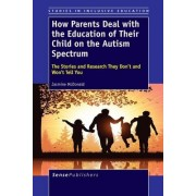 How Parents Deal with the Education of Their Child on the Autism Spectrum by Jasmine McDonald