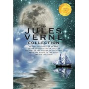 The Jules Verne Collection (5 Books in 1) Around the World in 80 Days, 20,000 Leagues Under the Sea, Journey to the Center of the Earth, from the Eart
