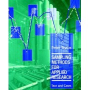 Sampling Methods for Applied Research by Peter Tryfos