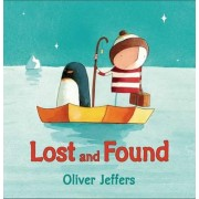 Lost and Found by Oliver Jeffers