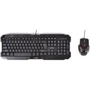 Kit Tastatura si Mouse Gaming Orico KMS26-BK (Negru)
