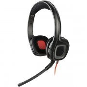 Casti cu microfon Plantronics Gamecom 318, PC headset - Black