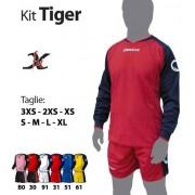 Classics - Completo Calcio Kit Tiger