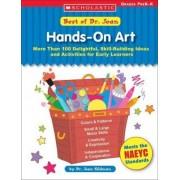 Best of Dr. Jean: Hands-On Art by Jean Feldman