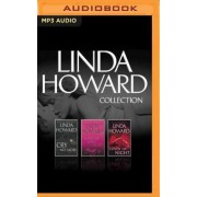 Linda Howard - Collection: Cry No More & Kiss Me While I Sleep & Cover of Night by Linda Howard