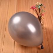 Ballonger Silvermetallic - 100Pack