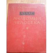 Atlas De Anatomia Humana Vol. Iii - R. D. Sinelnikov